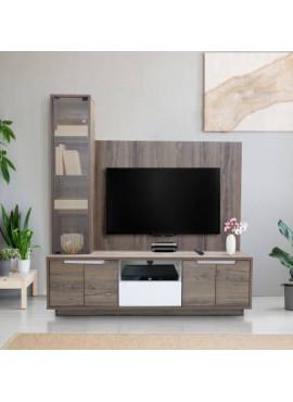 Vincent Engineered Wood TV Entertainment Unit