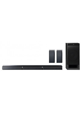 Sony 5.1 Channel Home Cinema System With Bluetooth Technology - HT RT3