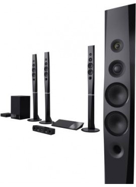 Sony Bluray Home Theatre System With Bluetooth - BDV N 9200