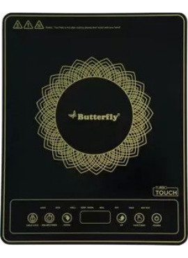 Butterfly Power Hob Turbo Touch 1800w Induction Cooktop