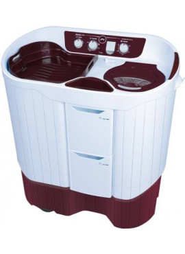 Godrej Edge 7.5kg Semi Automatic Washing Machine - EDGE 7.5 WINE RED
