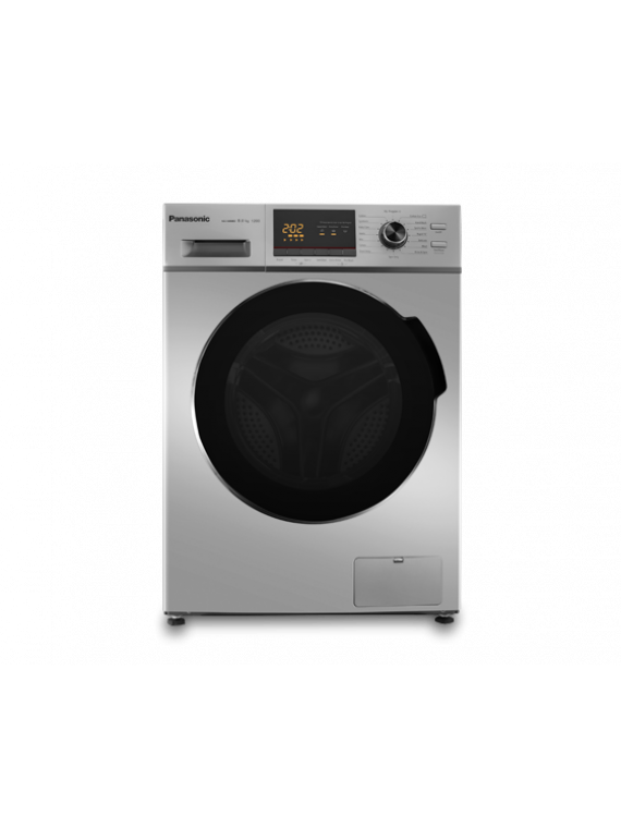 Panasonic 6kg Fully Automatic Front Load Washing Machine -  NA106MB2L01